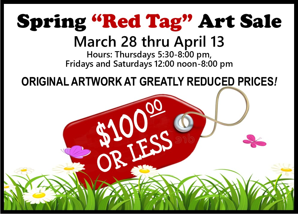 Red Tag Sale 2019