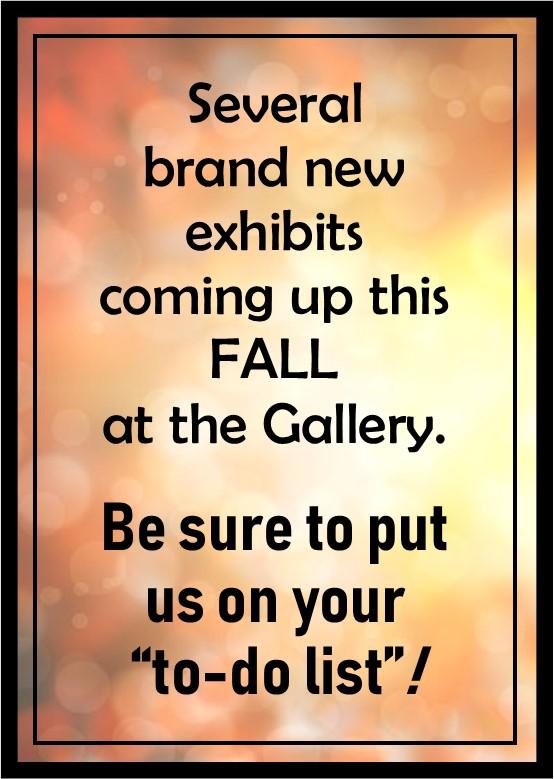 Fall 2019 slideshow